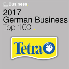 Tetra hat den German Business Award gewonnen.
