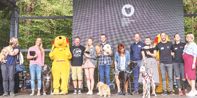 Die Gewinner der German Petfluencer Awards 2019